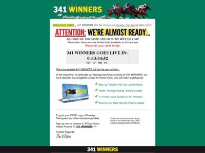 The 341winners.com - Ncaa NET Profits Homepage